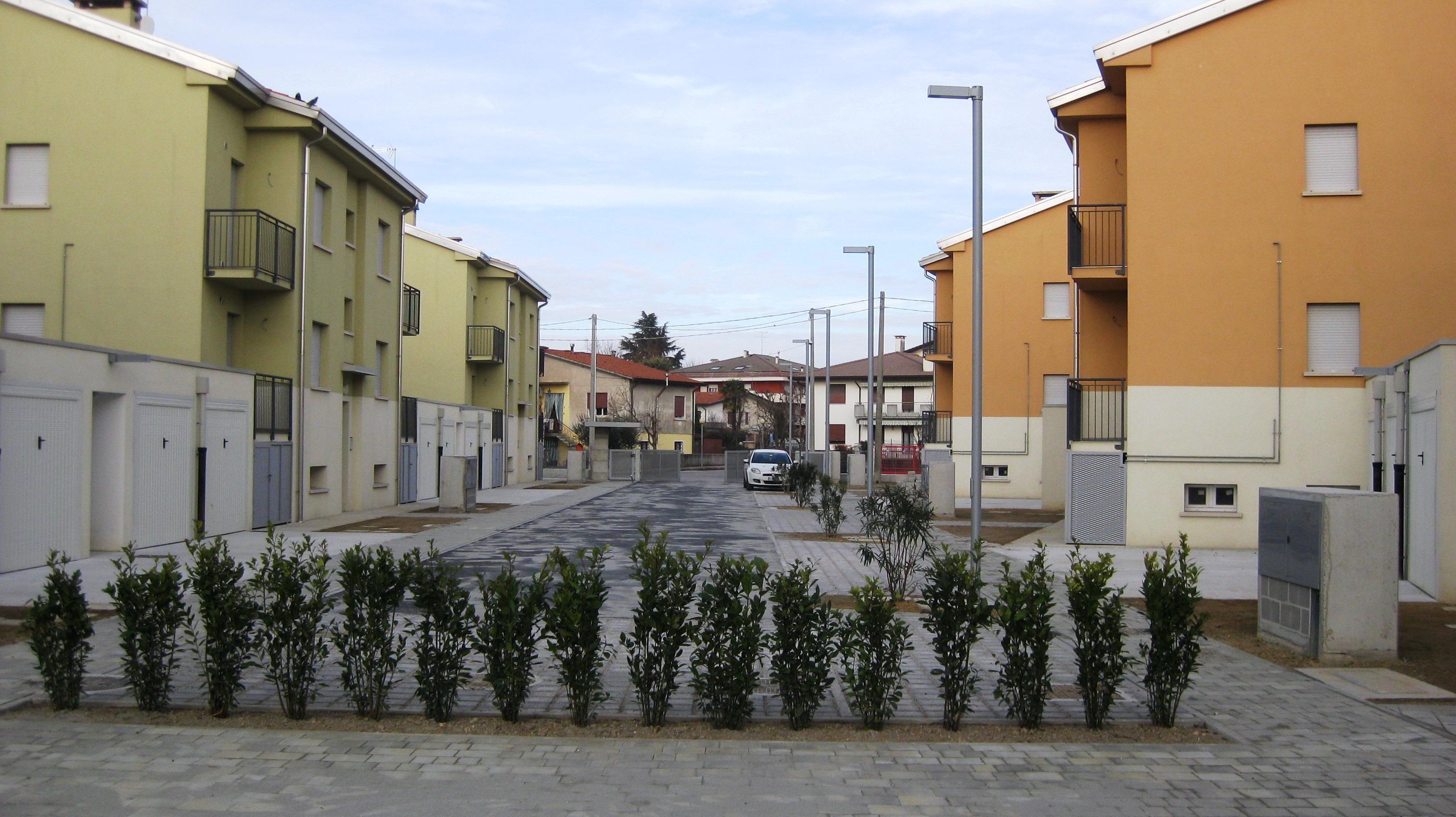 Azienda Territoriale Per L Edilizia Residenziale L Ater Assegna Nove Alloggi Erp Green A Fossalta Di Piave